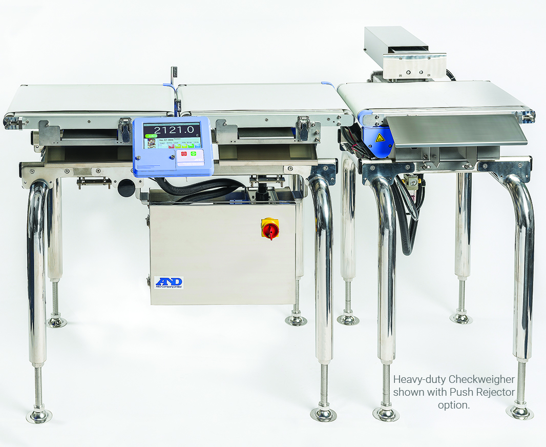 5 benefits of using a checkweigher