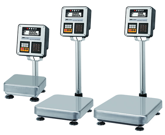 A&D HV-CEP Intrinsically Safe IECEx scales